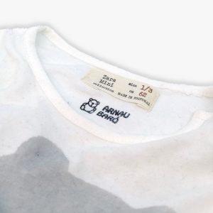 Estampació segell per marcar roba