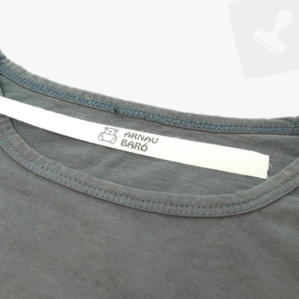Sello para marcar ropa camiseta