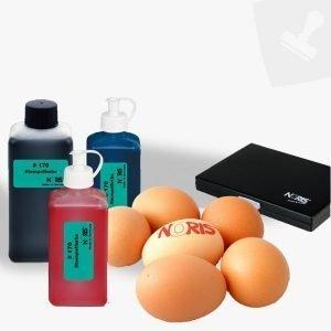 Tinta per a marcar ous