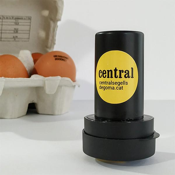 Segell per a marcar ous